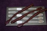 "Paddle Tail Worm, 5.5"", 5 Cavity"