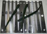 """Pointy Tail Stik Mold, 6.25"""", 4 Cavity"""